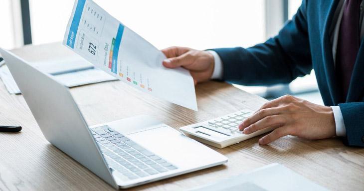 анализ кредитной истории