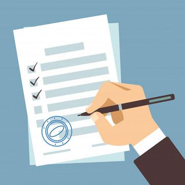 сбор необходимых документов для рефинансирования кредитов физических лиц
